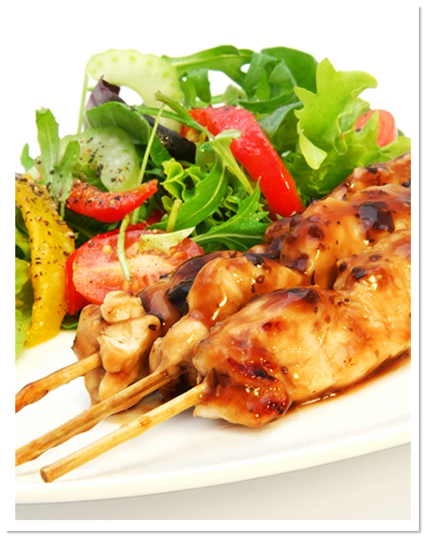 Sample Chicken Satay Recipe